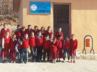 Köylerdeki ihtiyaç sahibi'güneş' çocuklara yardım projesi
