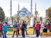 İstanbul'a gelen turist evinden bile daha güvende