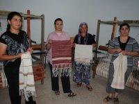 Ormana Dokumaları ev hanımlarıylaturizme kazandırıldı