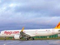 Pegasus'un ikinci 'A321 Neo'su filoya katıldı