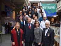 Turizmin 60 işletmesi Özyeğin'de öğrencilerle buluştu