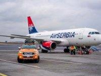 Air Serbia, iki yıl sonra yeniden İstanbul'a geldi