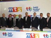Tatilbudur.com, MTS Global işbirliğinde Türkiye'yi dünyaya açıyor
