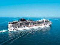MSC Cruises, 2021 yaz sezonunda Türkiye'ye dönüyor