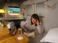 Türk yolcuları uçakta ileri teknoloji ve rahatlık arıyor