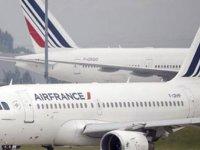 Air France maddi yardım için AB Komisyonu ile anlaştı