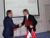 Türkiye-Tacikistan I. Turizm Çalışma Grubu Toplantısı
