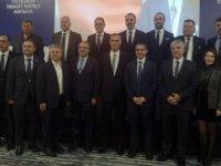 Sururi Çorabatır, TÜROFED'in yeni başkanı oldu