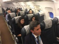 THY, uçmaktan korkan 1200 kişiyi uçuşla buluşturdu