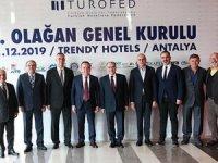 Başkan Böcek: Antalya'nın 2020 hedefi 20 milyon yabancı turist
