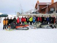 Türkiye'nin yeni kış turizm merkezi,Ovit Dağıhizmete açılıyor