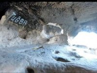 Frig Vadisi'nde mağaralarda spreyle tahribat