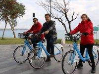 Antalyalılar, sağlık için pedal çevirecek