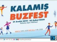 Kadiköy Belediyesi yeni yıla Buzfest ile giriyor