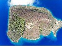 Satıştaki Karaca Adası'nın fiyatında 65 milyon lira indirim