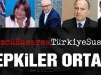 Köşe yazarlarından ortak tepki: SÖZCÜ'den FETÖ çıkmaz!