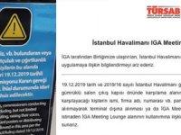 Acentelerin İstanbul Havalimanı'na girmesi yasaklandı