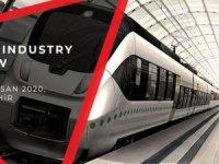 Türkiye'nin demiryolu zirvesi Eskişehir'de buluşuyor