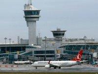 Havada kaos! Gün boyu bir tek Atatürk Havalimanı çalıştı