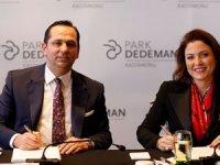 Dedeman, 18'ci oteli Park Dedeman Kastamonu içinimzayı attı