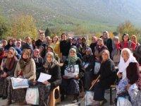 26 farklı kırsal bölgedeki 2 bin kadına hijyen eğitimi verildi