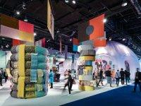 Heimtextil'in 50'ci yılını Türk firmaları kutladı