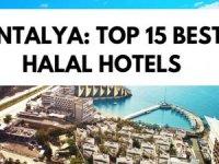 Antalya'da görülecek 10 yer ve en iyi 15 helal otel