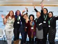 WEF Kadın Liderler'de Türkiye'yi Adviye Bergemann temsil etti