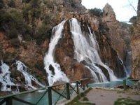 Uçansu Şelalesi'ni 5 bin 200 Avrupalı turist ziyaret etti