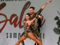 Antalya'da Salsa Festivali ile Karayipler rüzgarı esti