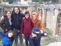 Bizans'tan kalma Tekir Ambarı yapı taşlarıyla turistleri büyülüyor