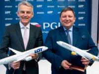 Ünlü Alman havayolu Condor, LOT'a satıldı