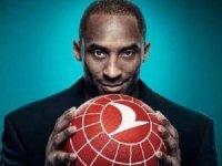 THY'den Kobe Bryant'a:Bizlere kattıklarını asla unutmayacağız