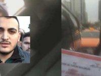 Yol kesip evrak kontrolü yapan taksicinin 1.5 milyonluk plakası iptal