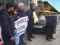 İşçilerden Galataport eylemi: Maaşlarımız verilmiyor