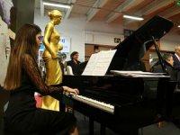EMITT Fuarı'nda Antalya piyano resitaliyle tanıtıldı
