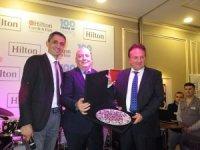 Türk otel yöneticisi dünyanın yıldızı oldu