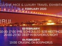 Uluslararası lüks turizmine yön verenler İstanbul'a geliyor!
