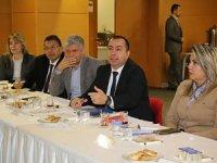 Antalya şehir planlamasında dünya markası olacak