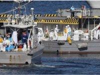 Japonya'da yolcu gemisinde 20 vaka, gemi karantinada