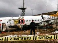 Sabiha Gökçen'deki uçak kazasından yeni detaylar!