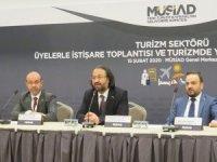 Turizmde 'Yeni Trendler Çalıştayı'nda 'tanıtım' denildi