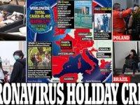 Dünya turizmde corona virüs salgını ile tatil krizi başladı