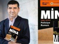 """Gazeteci, yazar Doğan Satmış, yeni kitabı """"Mina'yı imzalıyor"""