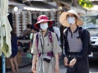 Tayland'ın 2020'de turist tahmini 33 milyona düştü