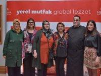 """""""Yerel Mutfak Global Lezzet Projesi""""nin yeni durağı Kars"""