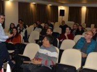 Sezon öncesi, Manavgat'ta e- ticaret eğitimi veriliyor