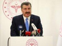 Sağlık Bakanı Koca: Türkiye'de ilk Corona virüs vakası çıktı