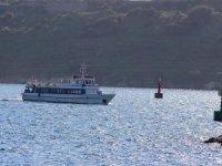 Yunan adasında mahsur kalan Türkler Bodrum'da!