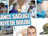 Yabancı sağlığıTürkiye'de buldu